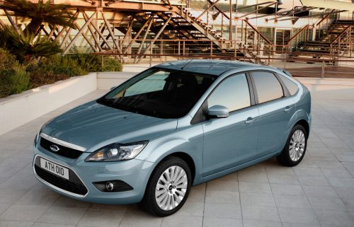 Ford Focus II Рестайлинг