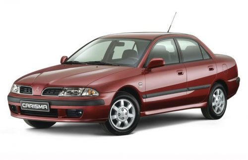 Mitsubishi Carisma I Рестайлинг