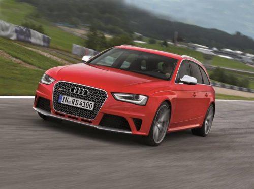 Audi A4 IV (B8) Рестайлинг