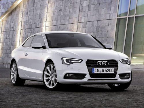 Audi A5 I Рестайлинг