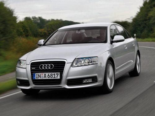 Audi A6 III (C6) Рестайлинг