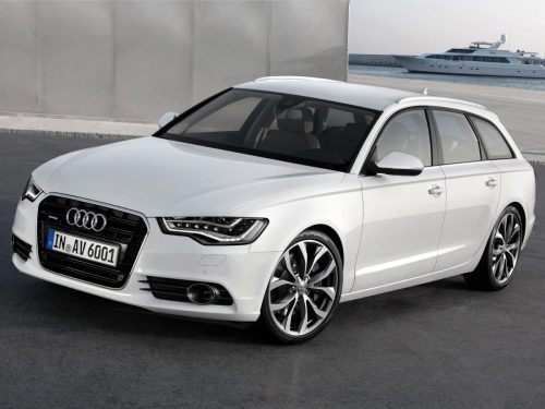 Audi A6 IV (C7)
