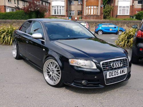 Audi S4 III (B7)