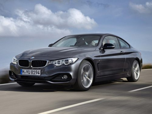 BMW 4 серия F32/F33/F36