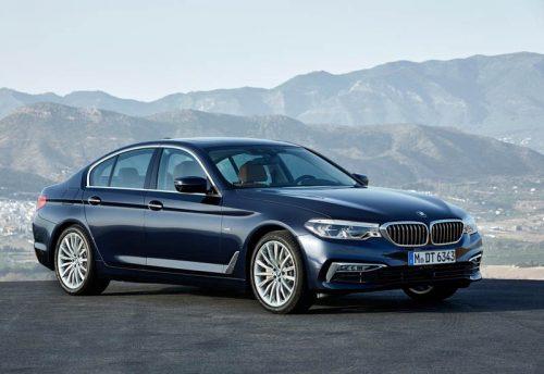 BMW 5 серия 2018