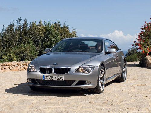 BMW 6 серия II (E63/E64) 645i