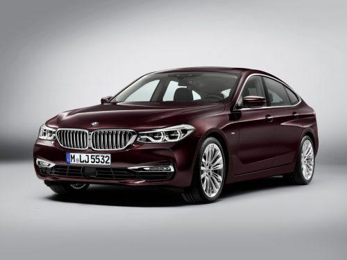 BMW 6 серия IV (G32) 630i