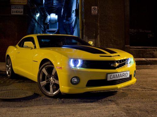 Chevrolet Camaro V