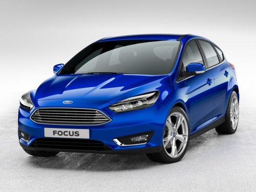 Ford Focus III Рестайлинг