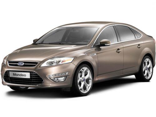 Ford Mondeo IV Рестайлинг