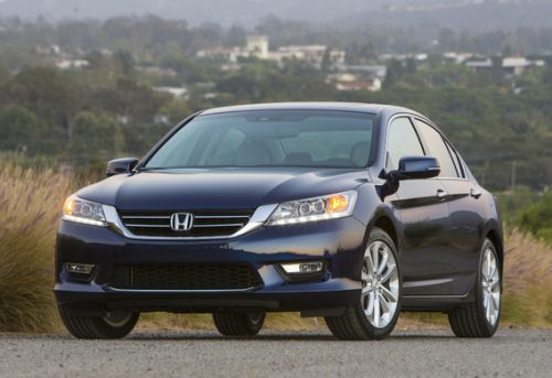 Honda Accord IX