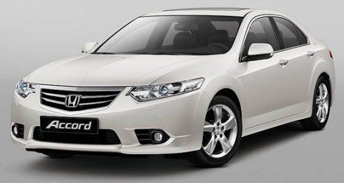 Honda Accord VIII Рестайлинг
