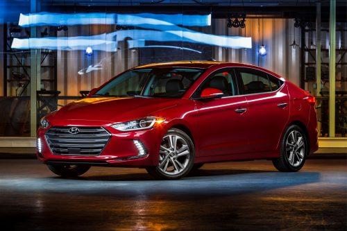 Hyundai Elantra V (MD) Рестайлинг