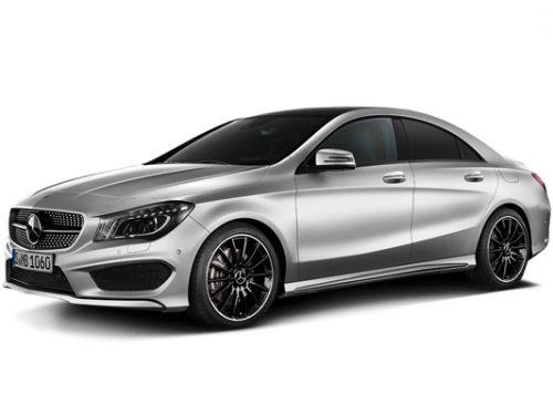 Mercedes-Benz CLA-klasse I (C117) 200