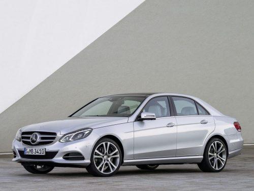 Mercedes-Benz E-klasse IV (W212, S212, C207) Рестайлинг