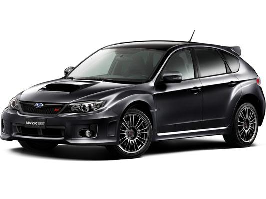 Subaru Impreza WRX III