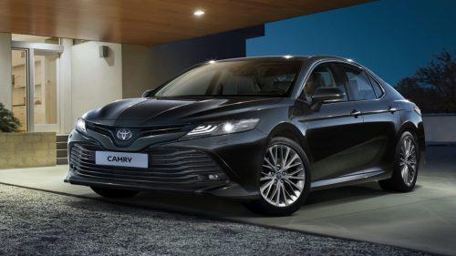 Toyota Camry VIII (XV70)