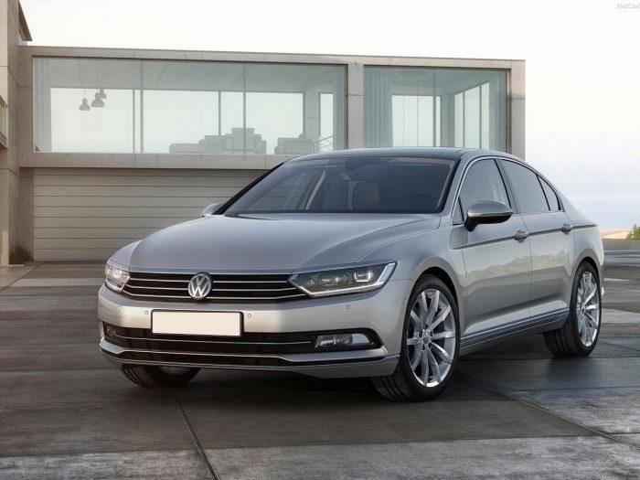 VW pasat b8
