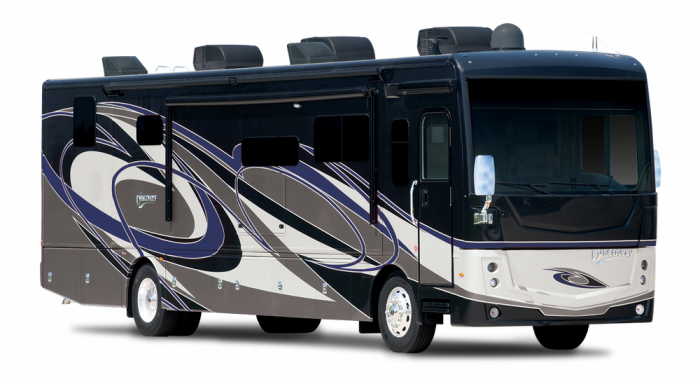Fleetwood RV Discovery 2020