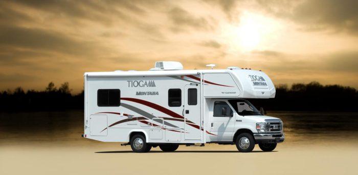 Fleetwood RV Tioga Ranger DSL 2020
