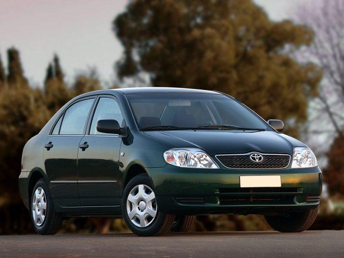 Toyota Corolla (E120, E130)