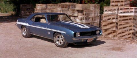 Chevrolet Camaro SS1969