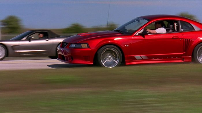 Ford Mustang Форсаж 2