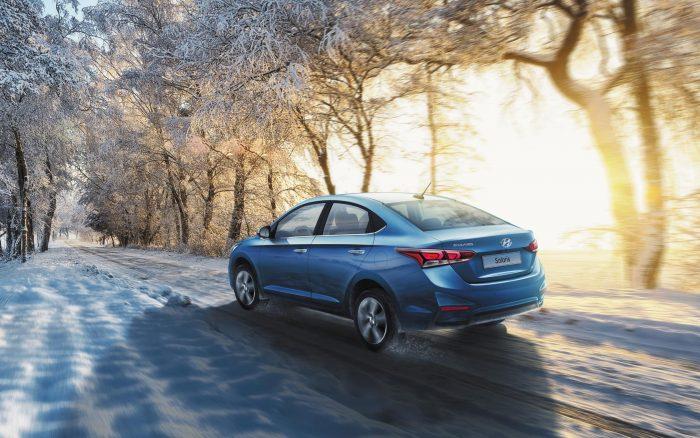 Hyundai Solaris II рестайлинг