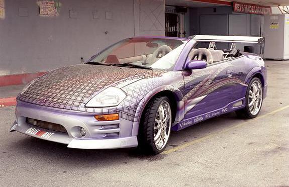 Mitsubishi EclipseSpyder