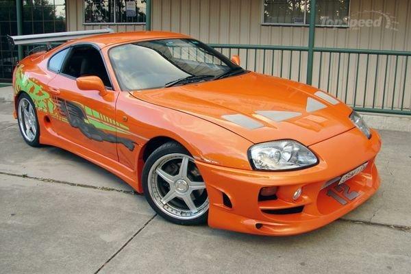 Toyota Supra Mk 4
