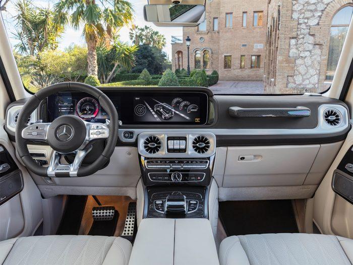 Mercedes-Benz G-Класс II (W463) Рестайлинг 2 500