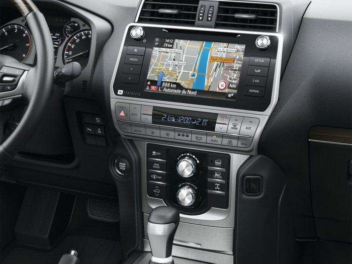 Toyota Land Cruiser Prado 150 Series Рестайлинг 2
