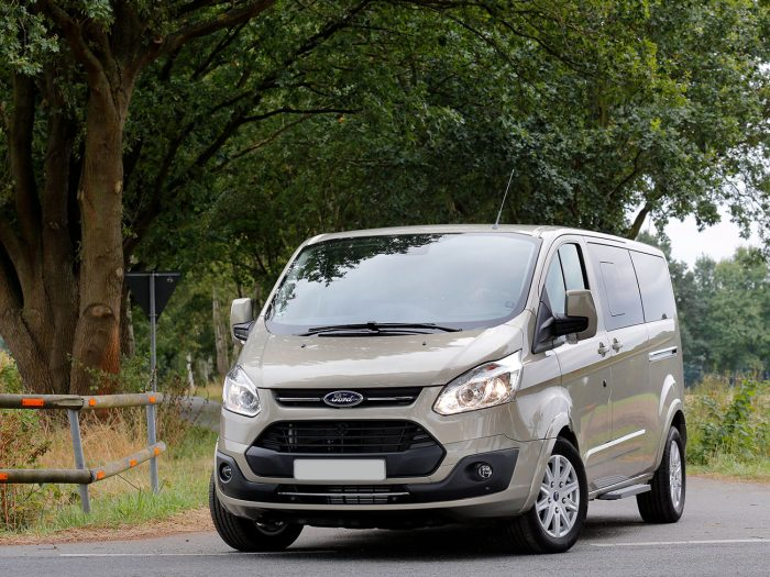 Ford Tourneo Custom I