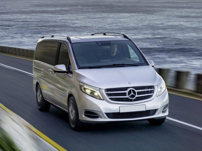 Mercedes-Benz V-Сlass