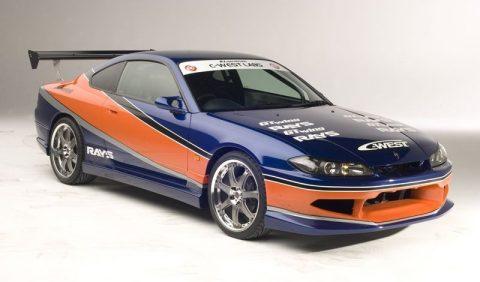 C-WestNissan SilviaS15